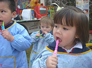 Dentista para niños